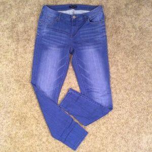 15 FIFTEEN Jegging Jeans Skinny Stretch Size 28